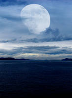 On The Ocean by SimplyBackgrounds