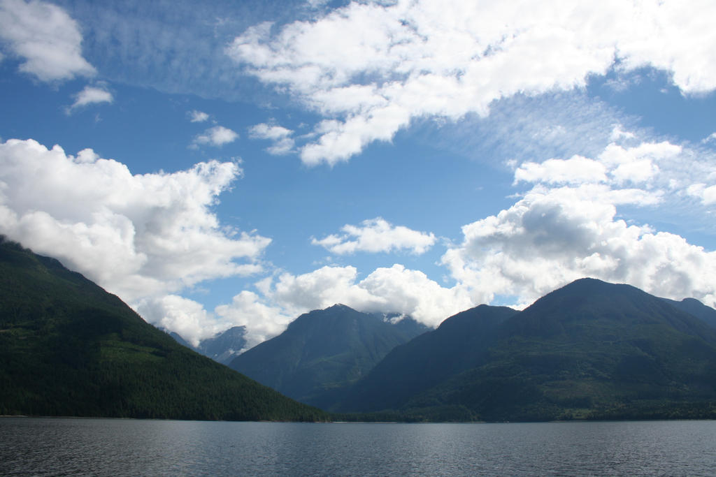 Princess Louisa Inlet Stock 9 by SimplyBackgrounds