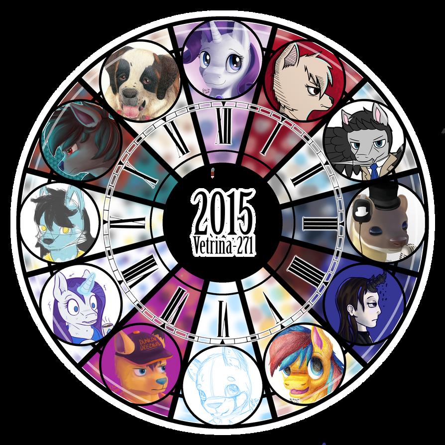 2015 Art Summary by Vetrina-271