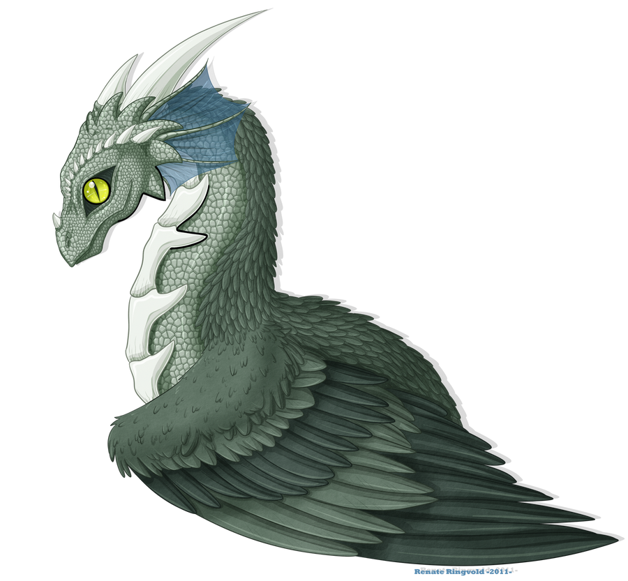 DA Dragon by Renathory