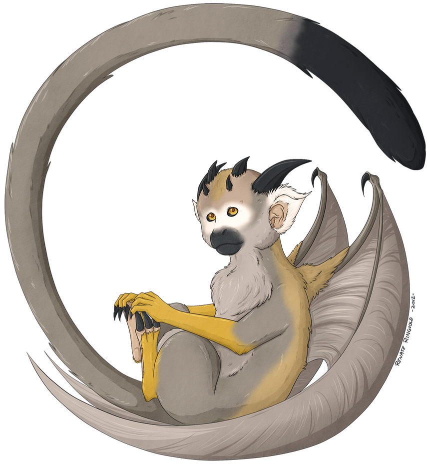year of the dragon monkey by renathory on deviantart