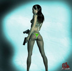 Danger Girl by CaptVovan