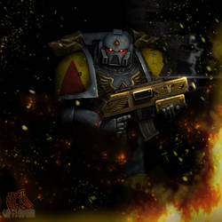 Forged by fire by CaptVovan