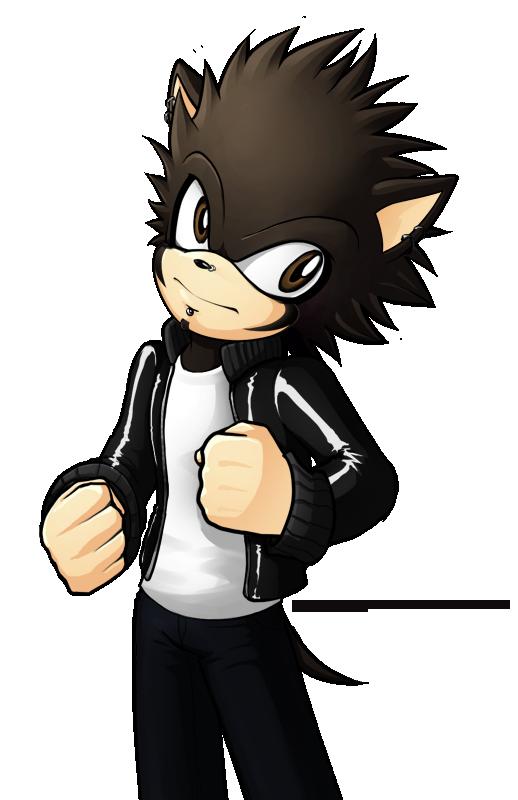 Dero The Hedgehog Dero the hedgehog by