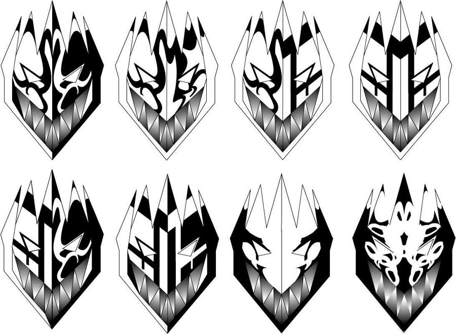 Anime Masks Designs Anime Masks Designs Vizard