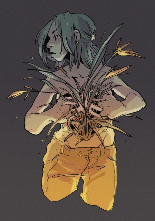 flourish by corviday