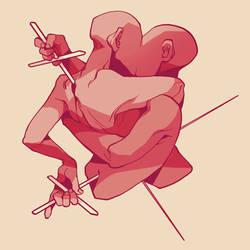 intimacy by corviday