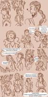 DxD comic : Language Barriers