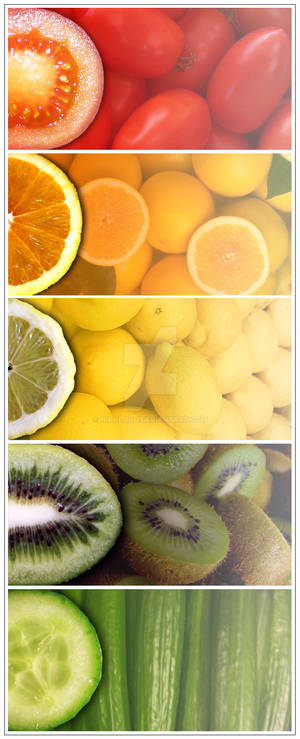 Fruits + Vegetables