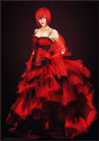 Madam Red by selfOblivion