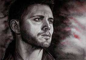 Dean Winchester by selfOblivion