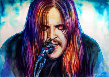 Shaun Morgan. Seether by selfOblivion