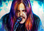 Shaun Morgan. Seether