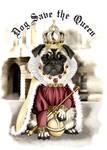 Mrs Pug Queen