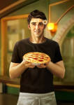 Ned. Pushing Daisies