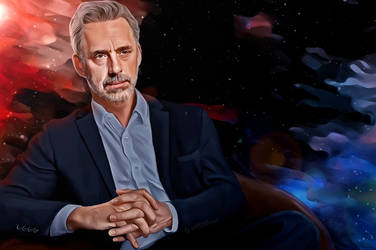 Jordan B Peterson by selfOblivion