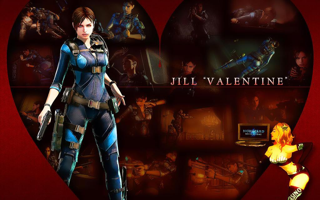 Jill Valentine - Biohazard Revelations by Thanhthao90