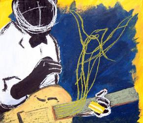 Flight of the Strings by MajinTrunkz