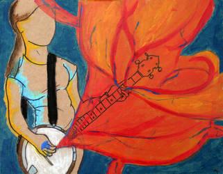 The Banjo's Soul by MajinTrunkz