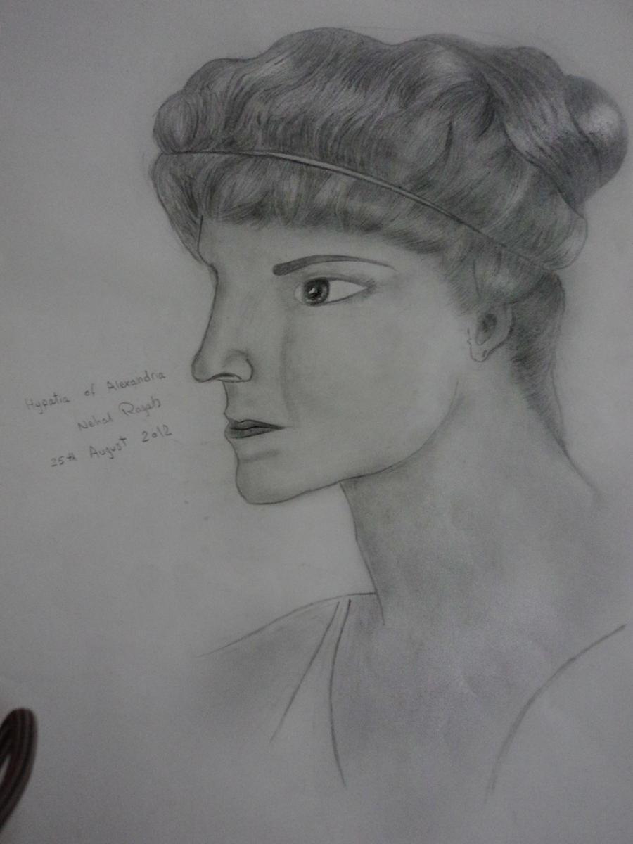 Hypatia of Alex...
