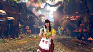 Alice - Wonderland Is Safe in Memory... for Now