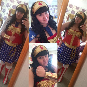 Wonder Woman {Costests}