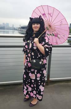 Yukata Kimono Outfit