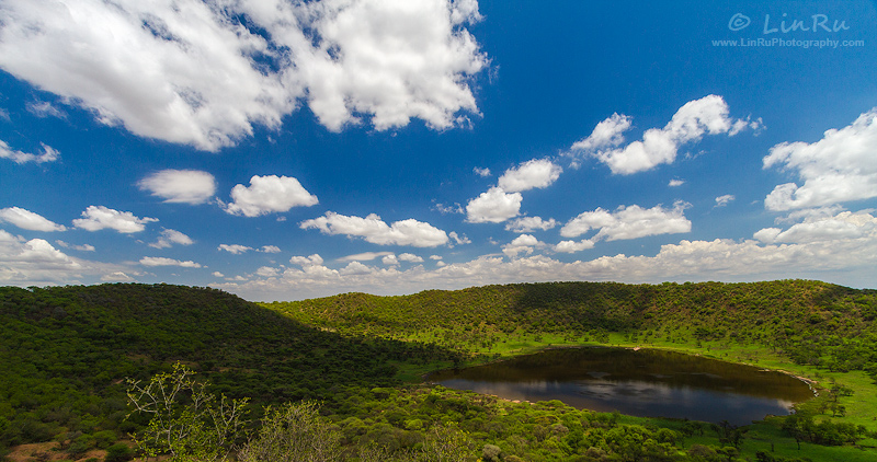 Tswaing Crater by LinRuPhotography