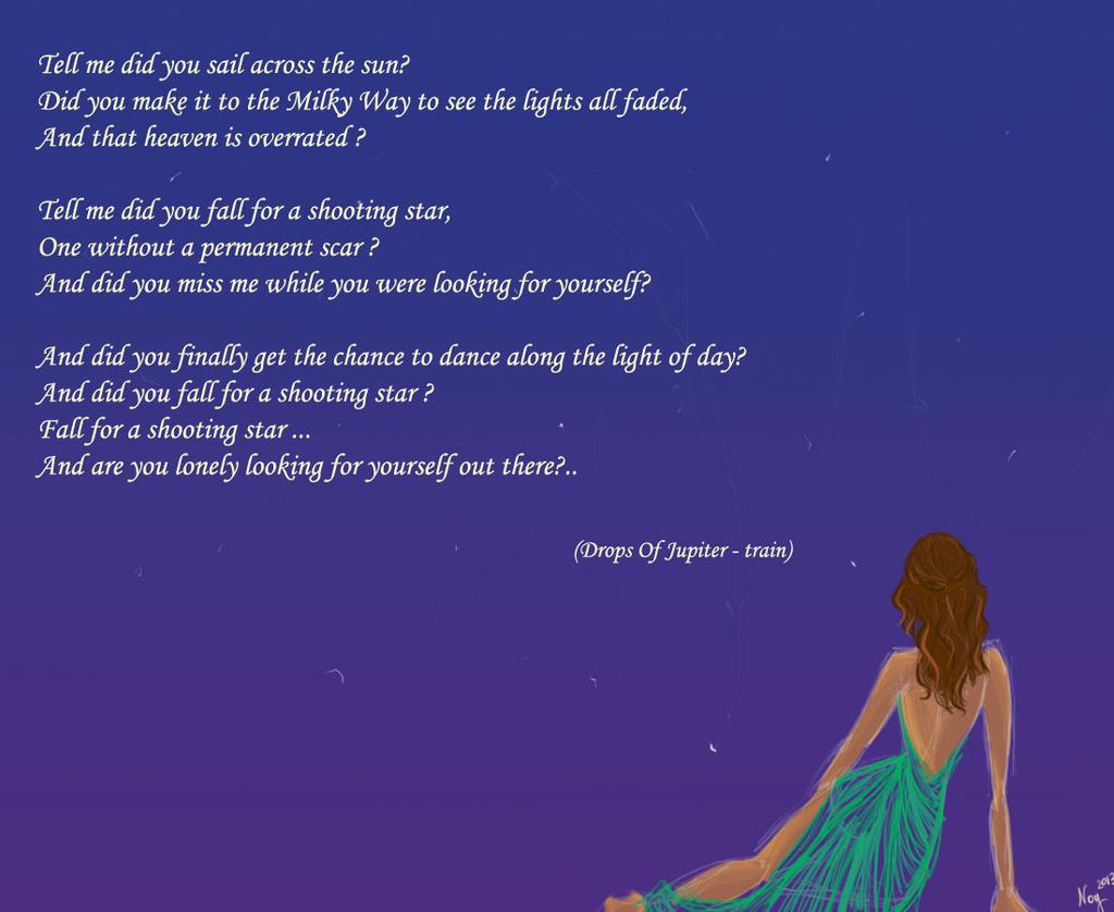 Drops Of Jupiter by fairy-tales-teller