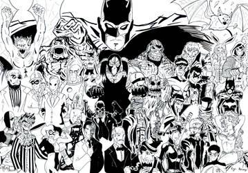 Batman Day by Kyo-Hisagi