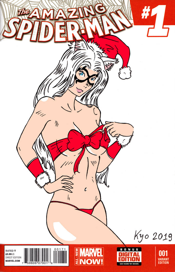 Christmas Present by Kyo-Hisagi