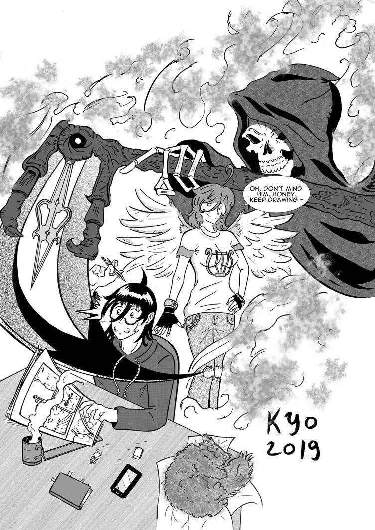 DeadLine II by Kyo-Hisagi