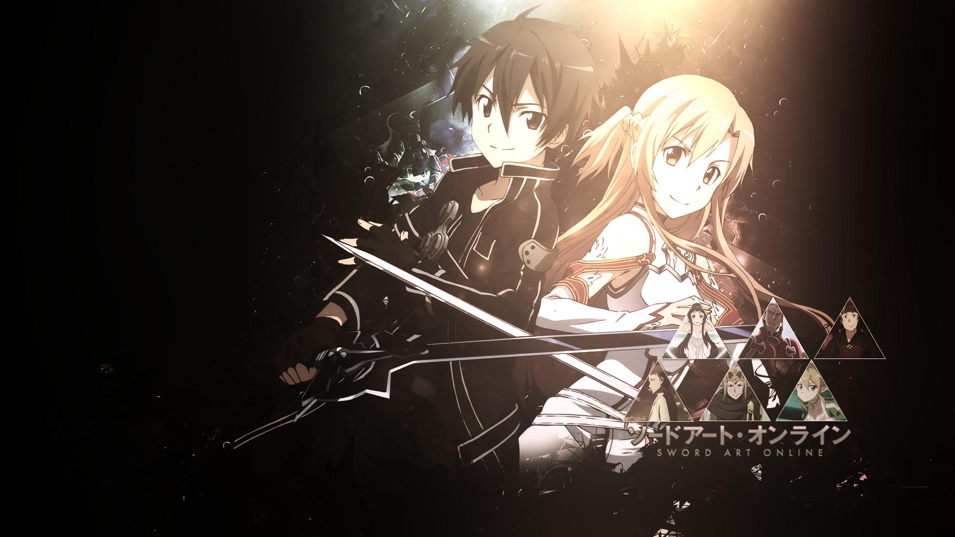Sword art online wallpaper 1 by dani17k customization wallpaper other