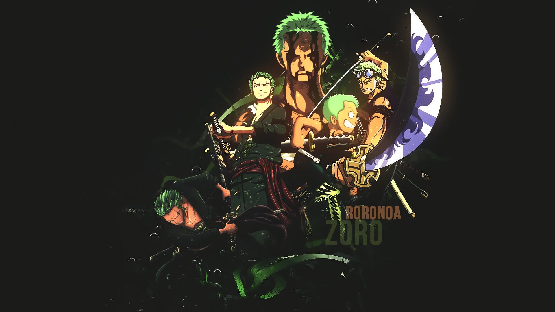 roronoa zoro wallpaper by dani17k on deviantart