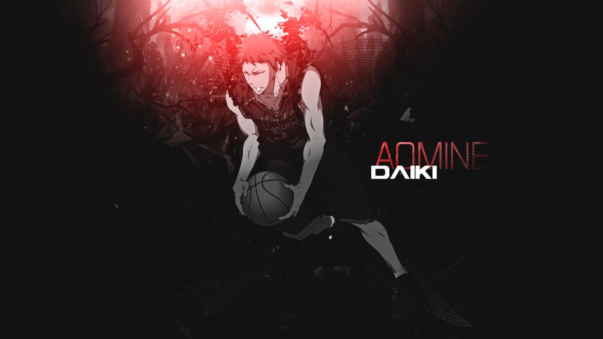 Daiki Aomine Wallpaper Kuroko No Basket Zone