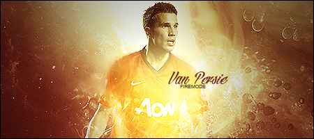 Van Persie by FireModesign