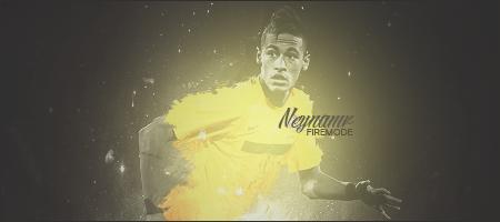 Neymar by FireModesign