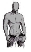 Male Torso Exercise.... -3-