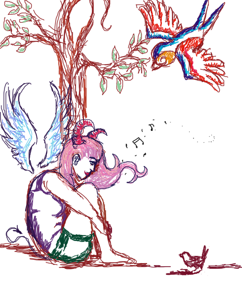 Inside The Mind by Wolfie-Miyaku