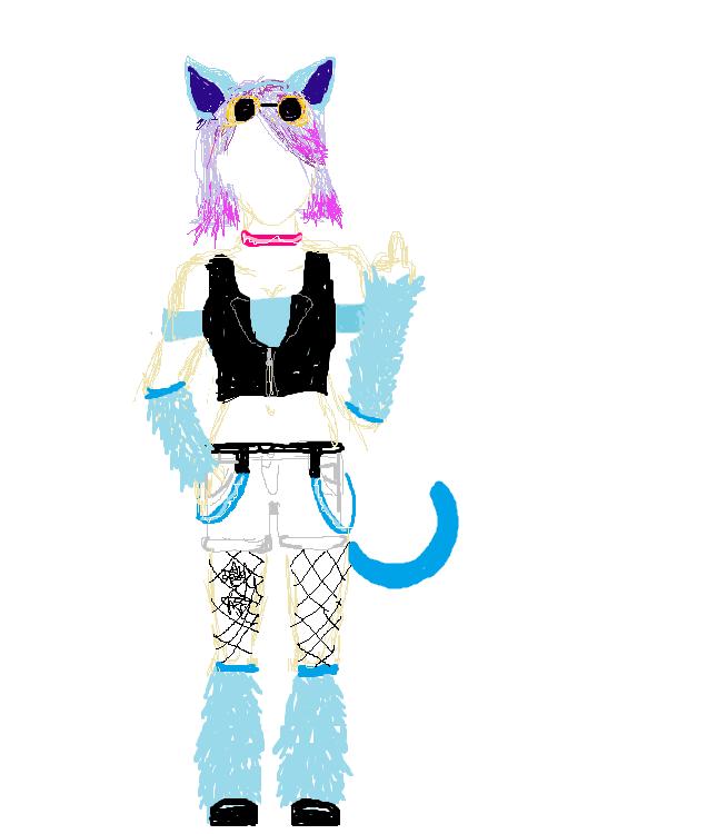 Neko Nation Costume by Wolfie-Miyaku