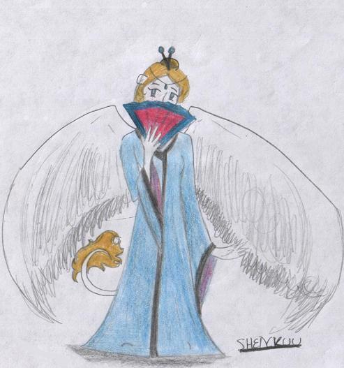 Leria inna Kimono by Courageous-Kyla