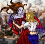 Eve VS Aya Coloured