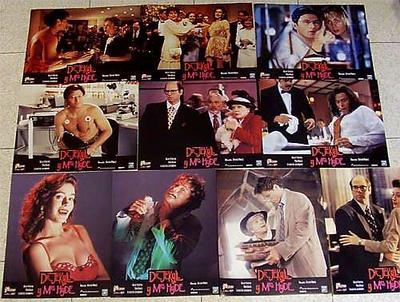 Dr Jekyll and Ms Hyde lobby cards by jojohyde