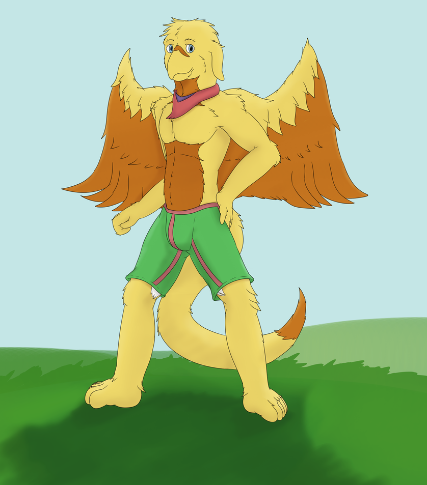Gryph by dalnariarna