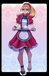 (C) - Maid