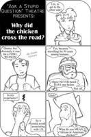 Ask A Stupid Question... -1 by Elyandarin