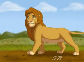 Prince of the Pridelands by sbrigs