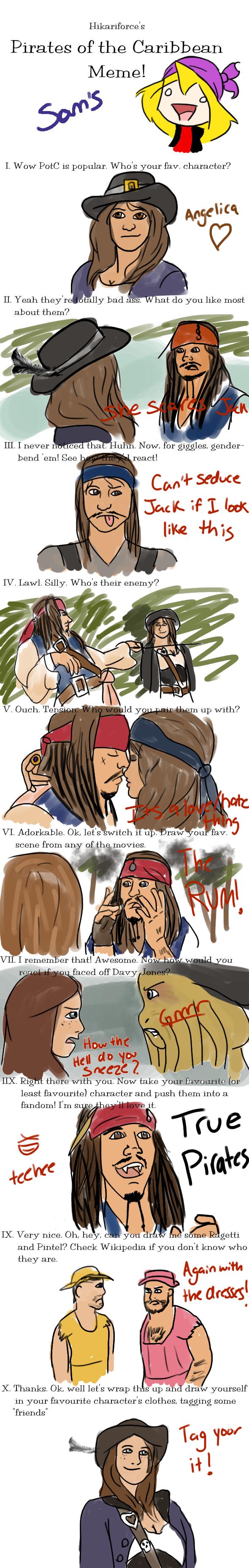Pirates Meme by sbrigs on DeviantArt