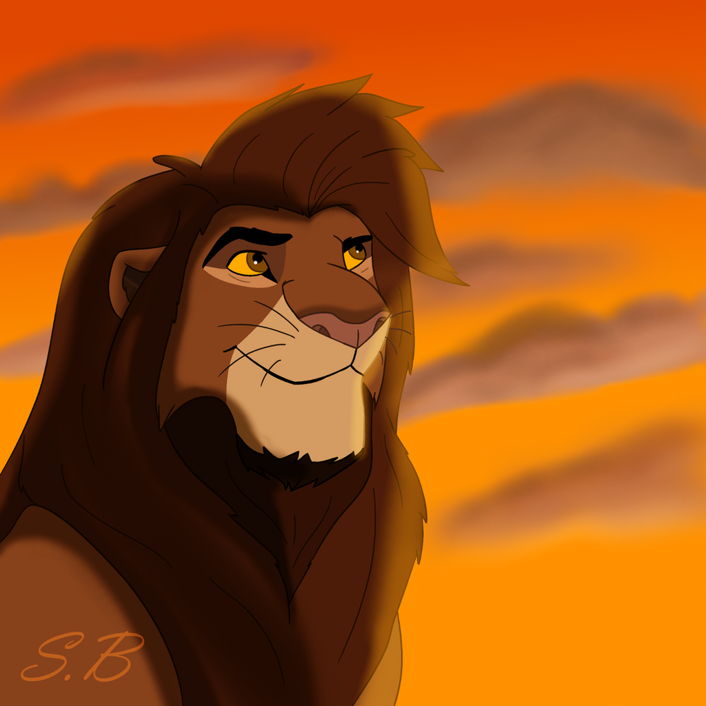 Lion King Chumvi on
