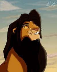 King Malka by sbrigs
